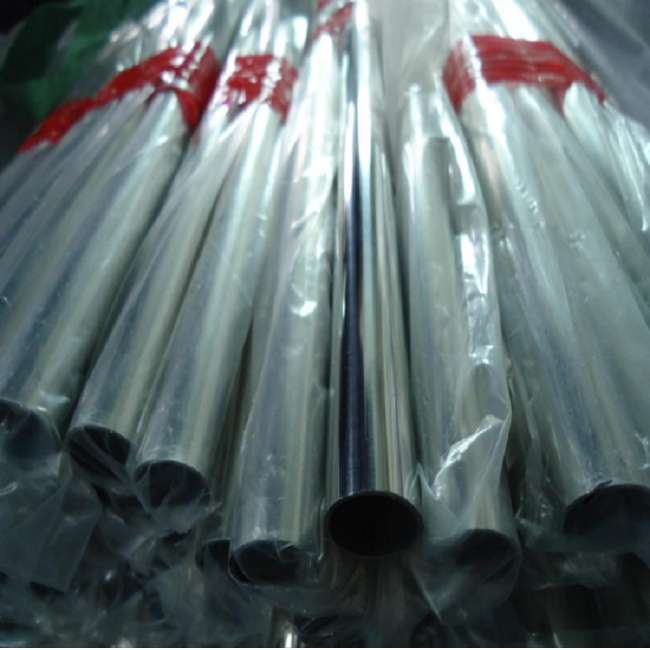 6063 Aluminium Cold Draw Pipe for Construction