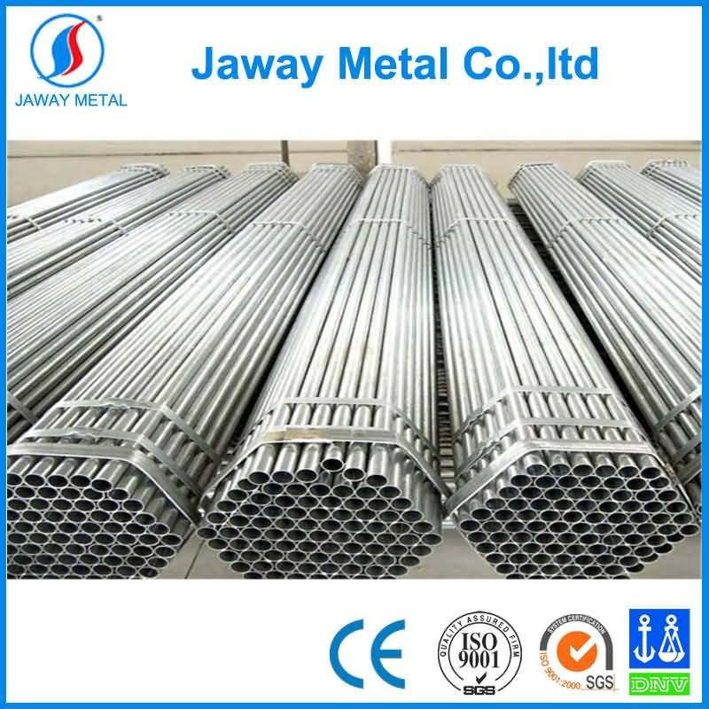 Round aluminium alloy tube/pipe 6061 t6