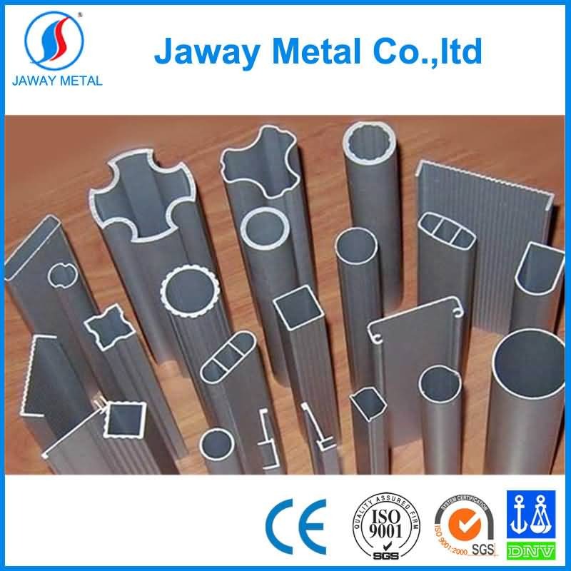 High quality Square/Rectangular aluminium tube