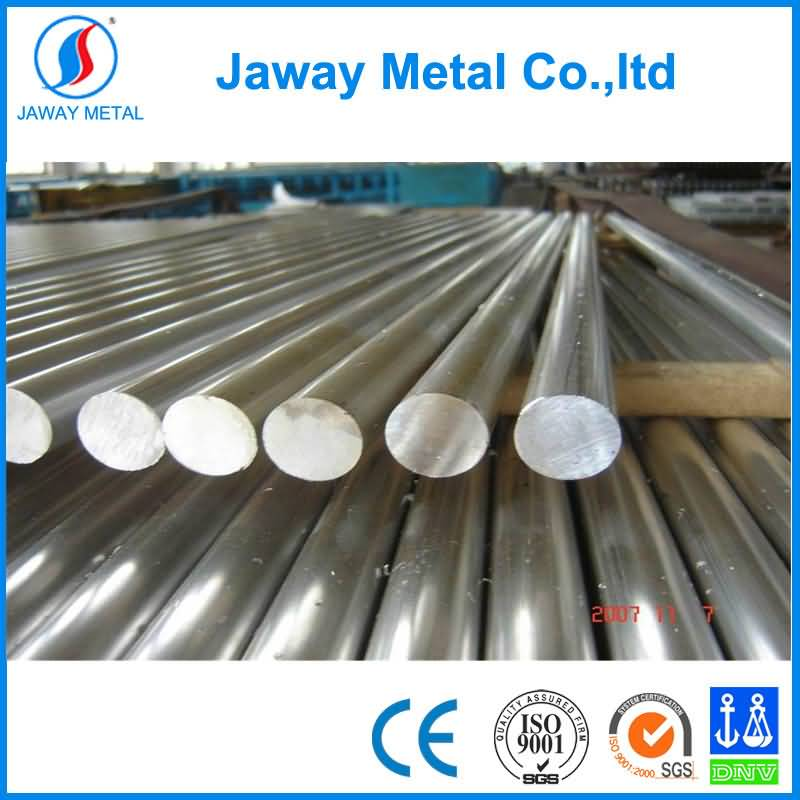 Cold draw 6061 T6 aluminum bar