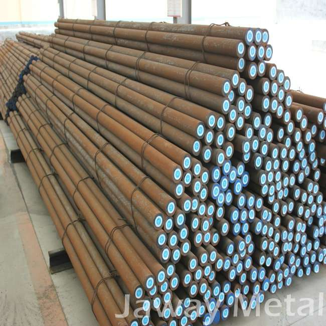 Mild Steel S20C Hot Rolled Low Carbon Round Bar