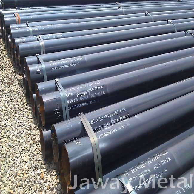 black iron building material hdg carbon steel pipe