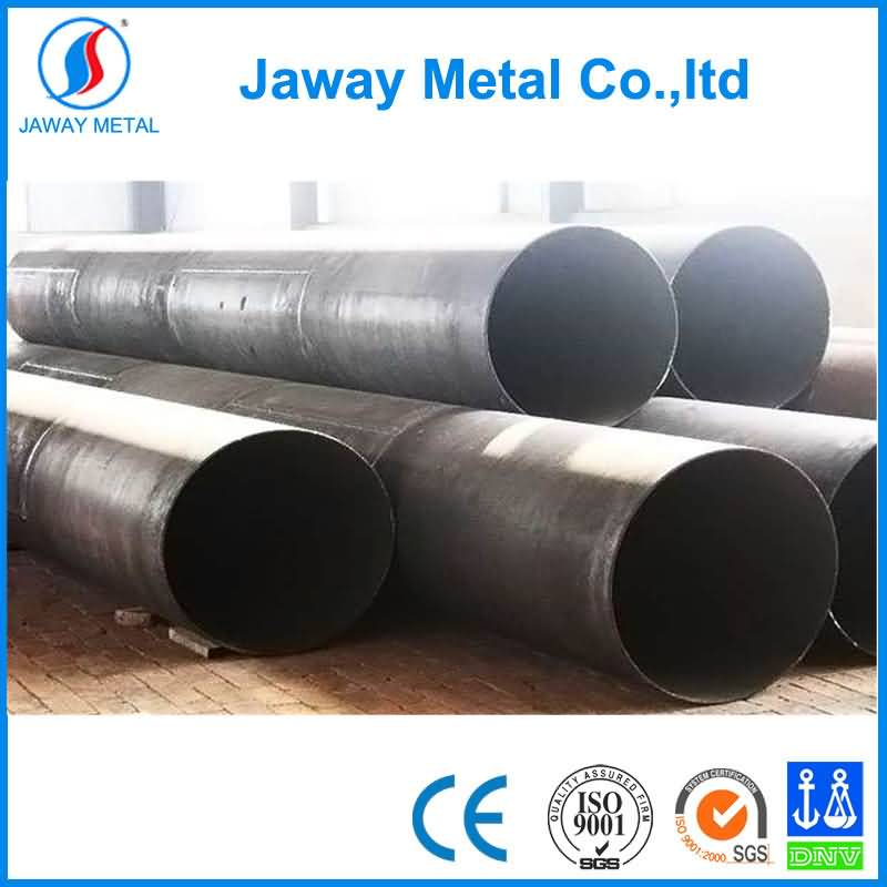 ERW schedule 40 black carbon steel pipe