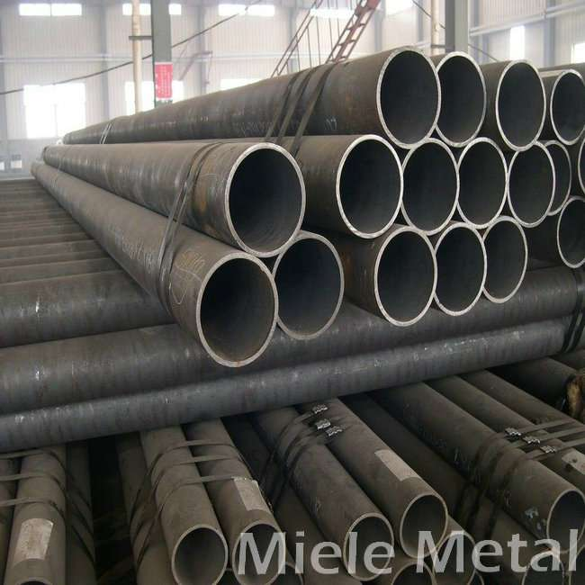 Electrical Wire Conduit Network Carbon Steel Pre-Galvanized Steel Pipe