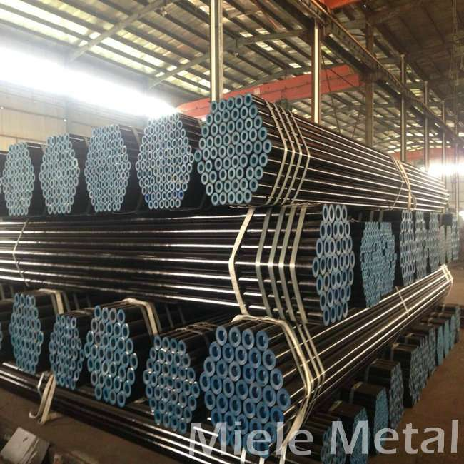 galvanized seamless carbon steel pipe API 5L