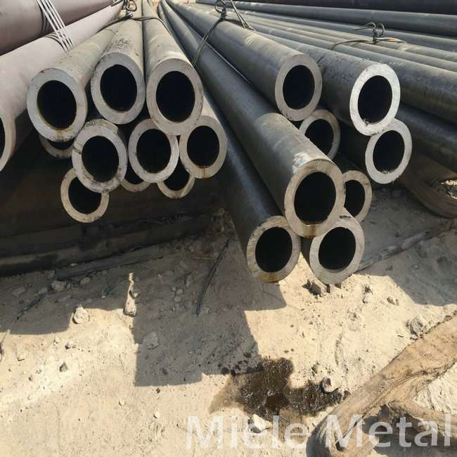 Tube black carbon ERW steel pipe