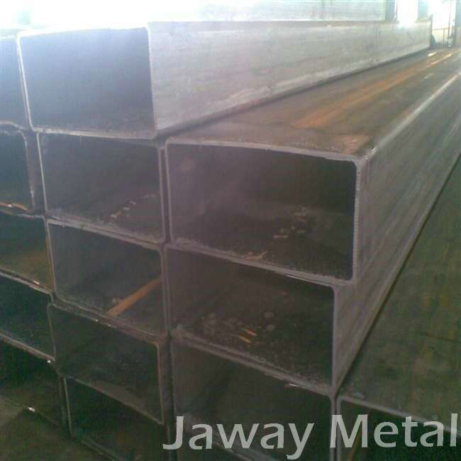 hollow section carbon erw weld carbon steel pipe