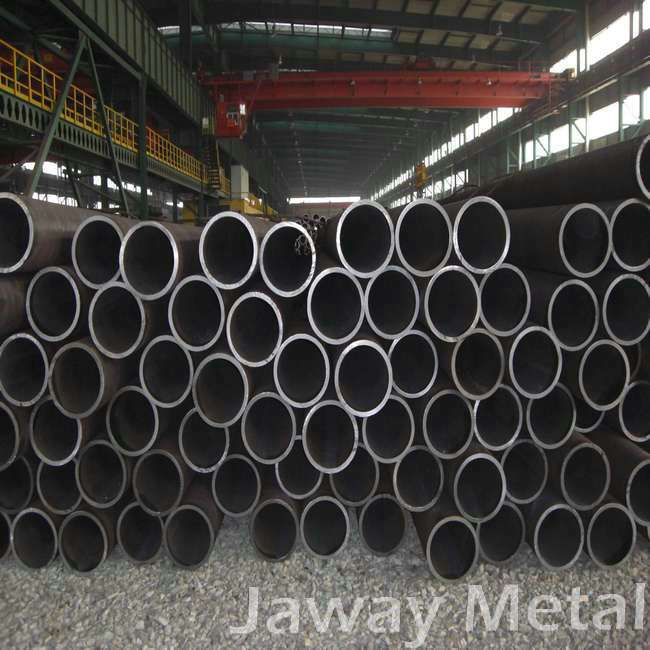 ERW Welded Round Steel Pipe