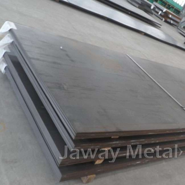Hot rolled Q235B Q345B alloy carbon mild steel plate
