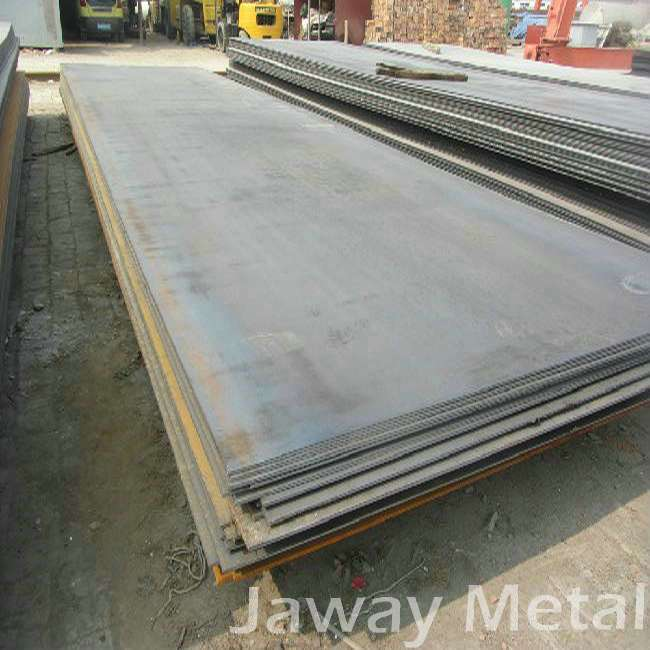 Q235B hot rolled hardened steel plate sale