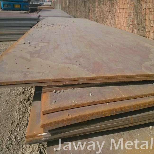 A36 Shipbuilding hot rolled Steel Plate