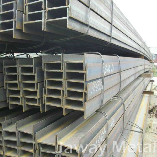 <strong>pickled I-beam profile steel for building construction</strong>