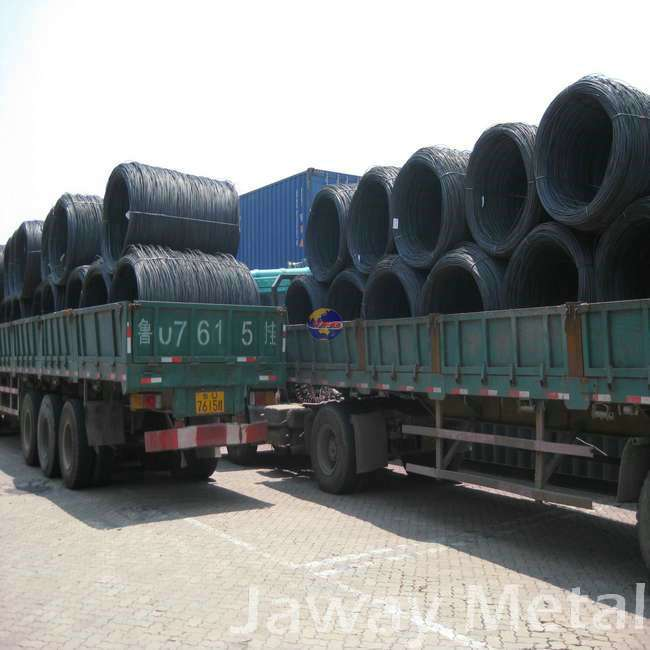 ASTM-A227 cold drawn high carbon spring steel wire