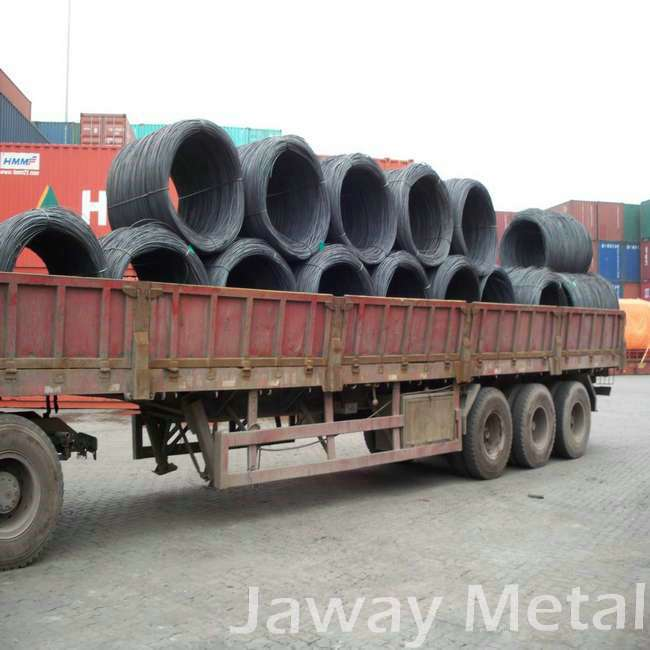 hot rolled high carbon wire rod