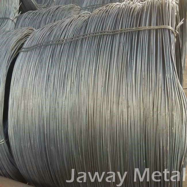 Hot-rolled steel wire rod