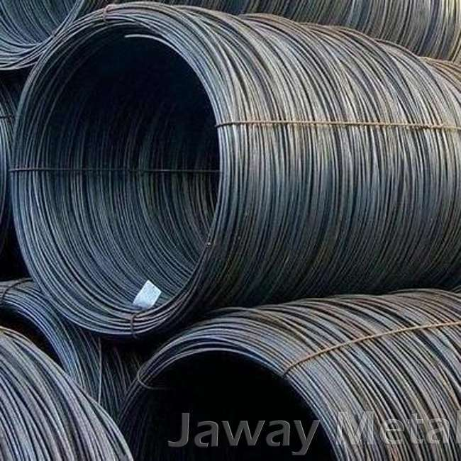 high quality low carbon armoured galvanized steel wire