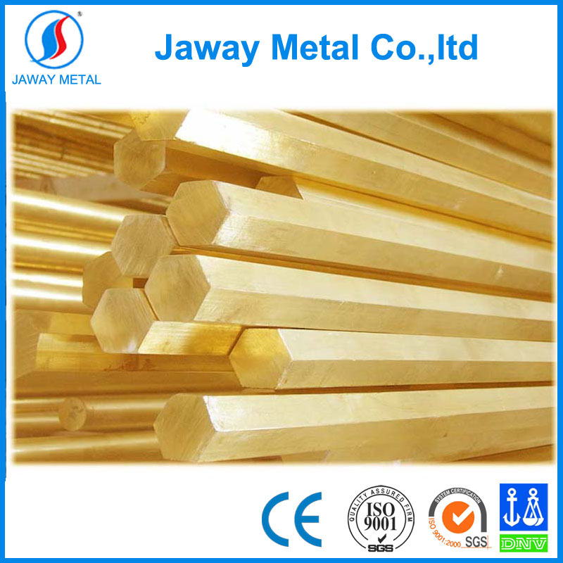 H85 H63 H65 H59 hexagonal brass rod