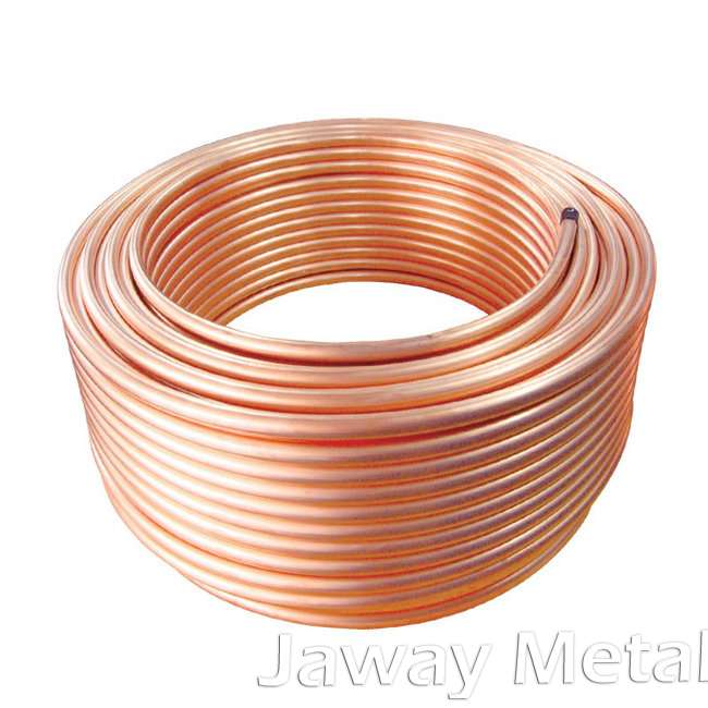 Best price cheap High Quality Copper Pipe from Jaway