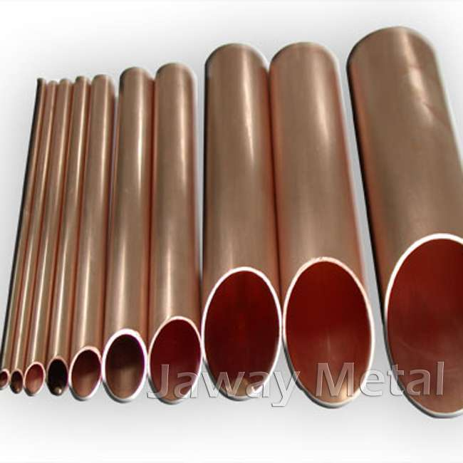 scrap large diameter copper pipe