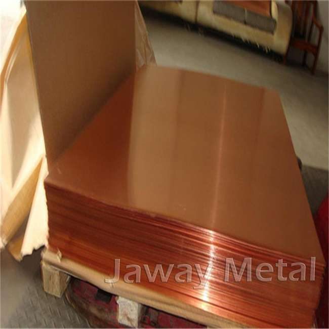 4x8 Copper sheet C1100