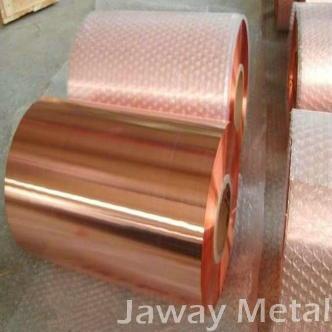 TX-30 copper strip for copper door