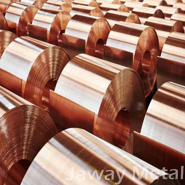25mm copper strip