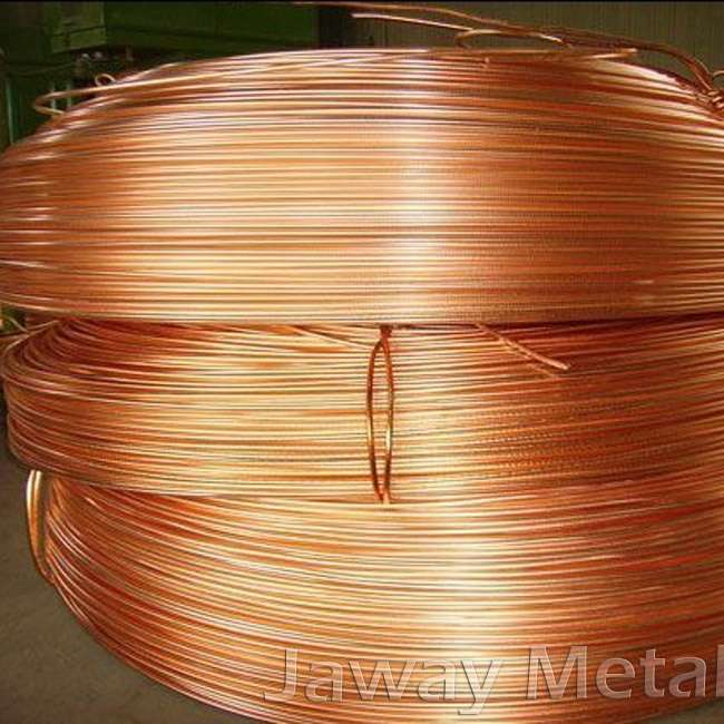 Copper wire rod with 8mm