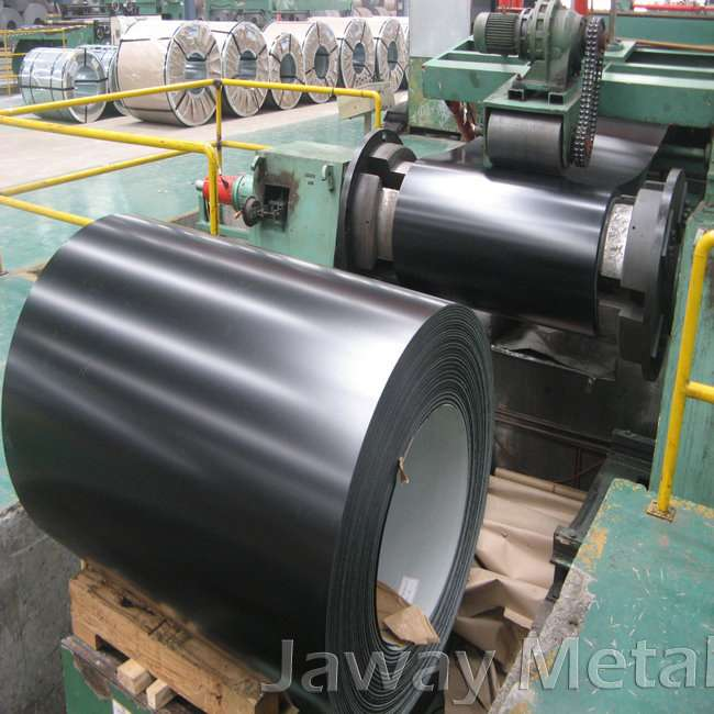 hot-dip galvanized zinc coated steel coil