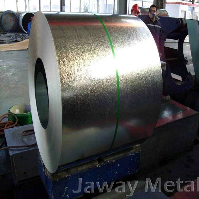 Zinc Coated hot dipped GI coil