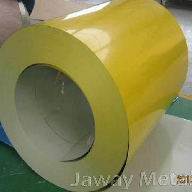 <strong>Hot Dipped Pre-painted Galvanized Coil / Sheet from Jaway</strong>