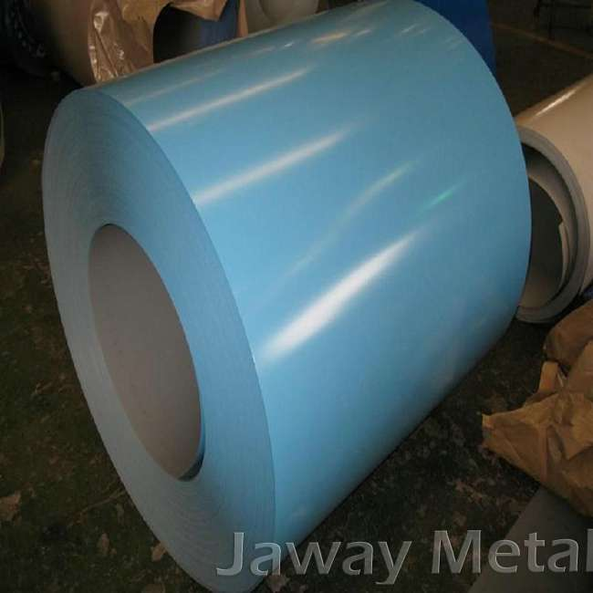 <strong>PPGI color zinc coated galvanized color bond coil for sale</strong>