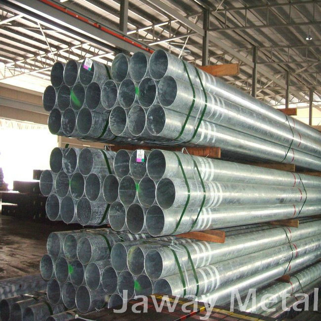 GI Steel Pipe corrugated galvanized steel pipe
