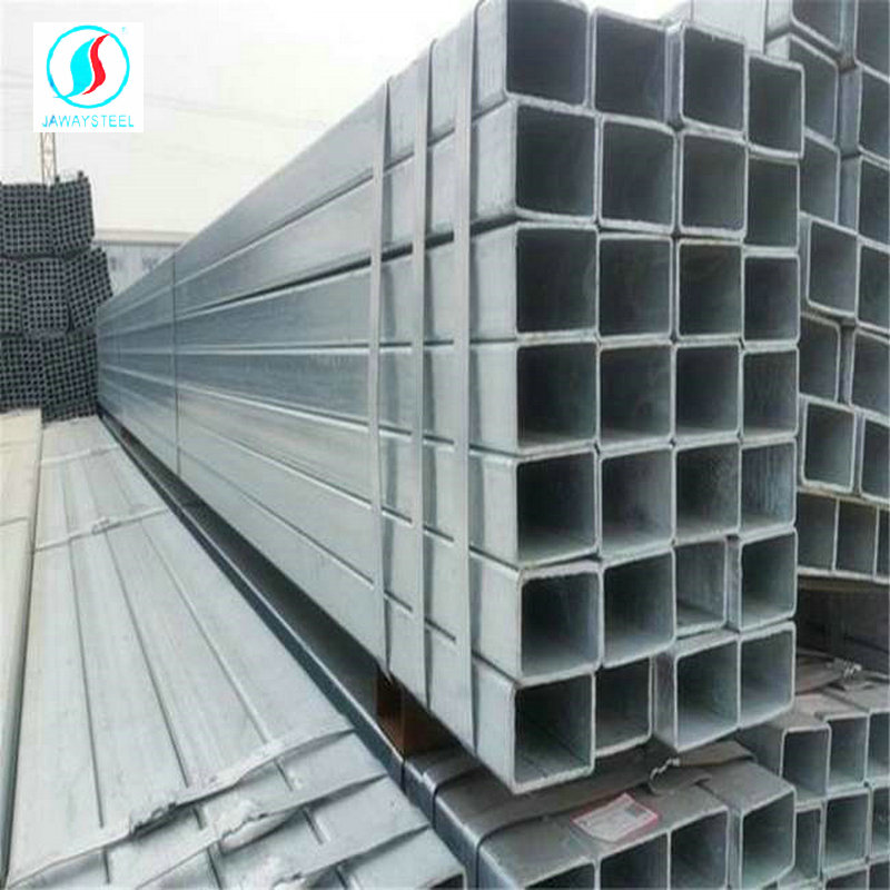 Electronic welded steel square pipe
