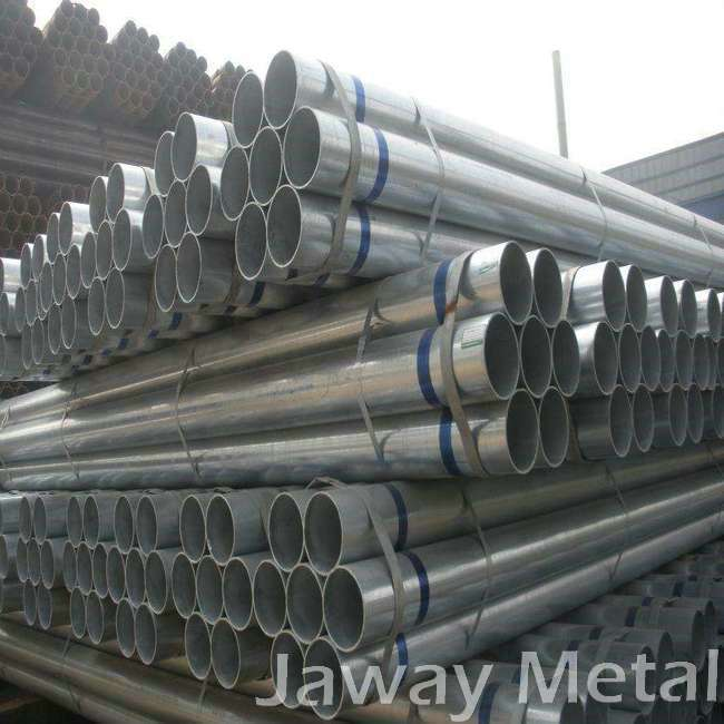 25.4mm galvanized steel pipe