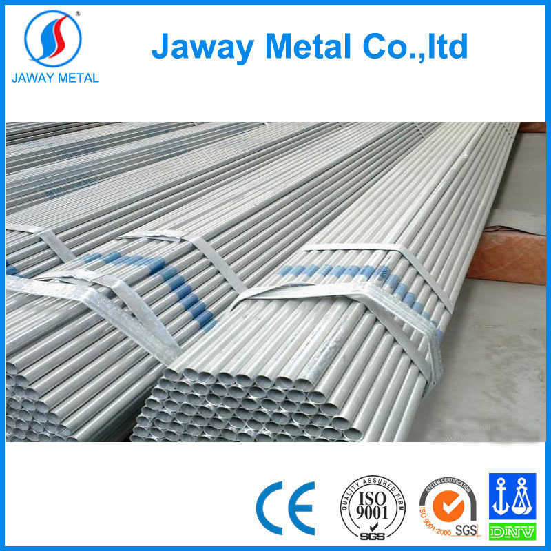 hot dip galvanized carbon steel pipe/tube