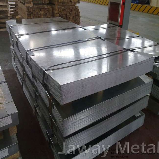 Electrolytic Zinc-Coated Steel Sheet