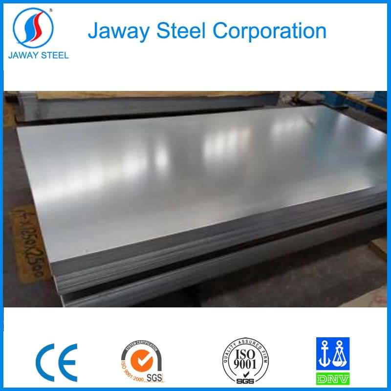 AISI 1020 high quality electro galvanized steel sheet
