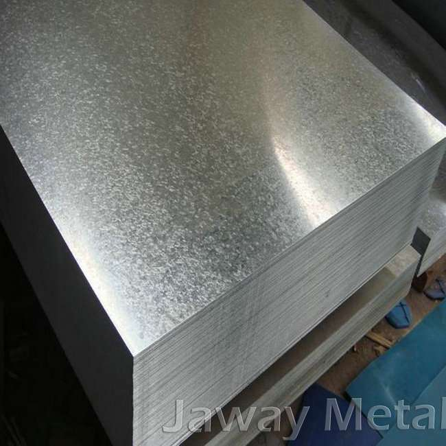 China Wholesale High Quality Galvanized Steel Plate