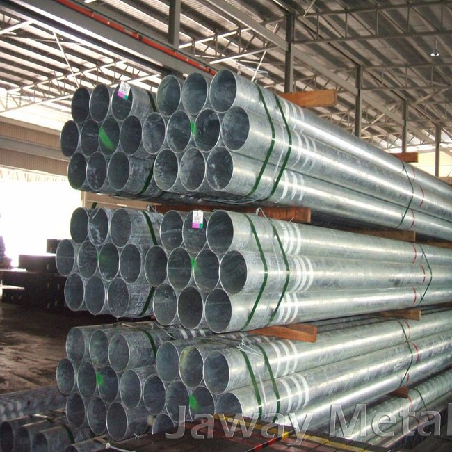 construction building galvanized steel tube