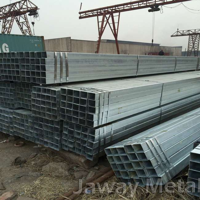 Galvanized Steel Tube for Greenhouse Frame