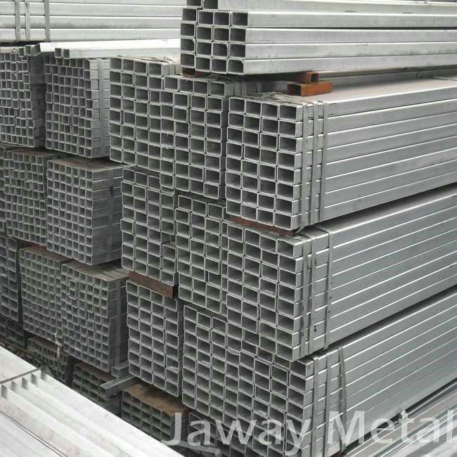 erw thin wall galvanized steel tube manufacture