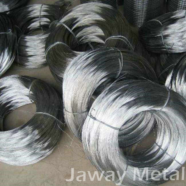 Galvanized Steel Wire for Staple