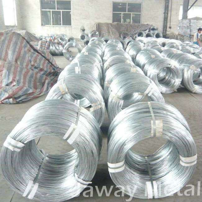 3.2 mm Soft Hot Dipped Galvanized Wire
