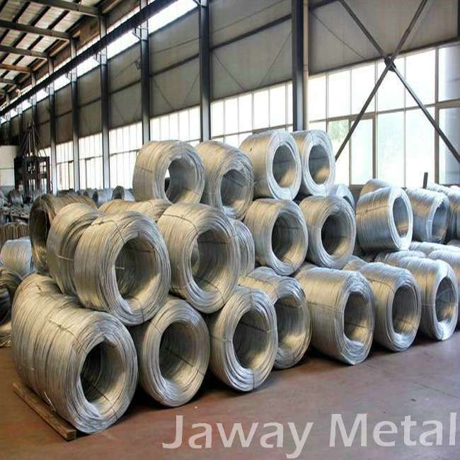 8-14 Gauge Carbon Hot Dipped Galvanized Steel Wire