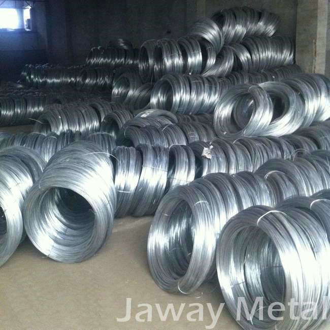 low price hot dipped galvanized iron wire on spool