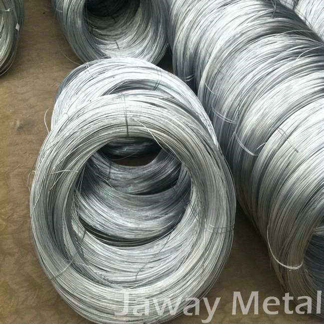 20guage 0.7mm Electro Galvanized Iron Wire For Binding