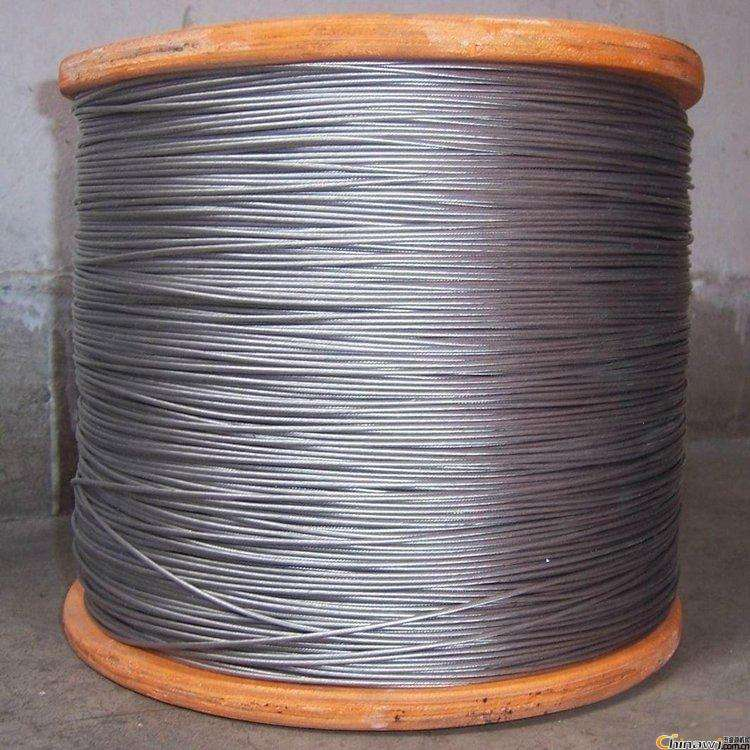 7*19-4.0mm Galvanized Steel Wire Rope