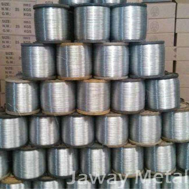 Electro/Hot dipped Galvanized thin iron wire,eg binding wire