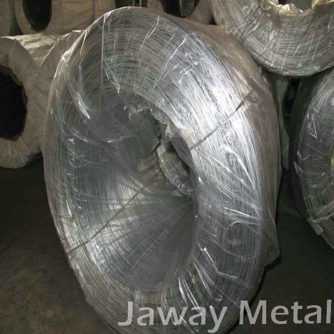 Galvanized Steel Wire for Mattress Sprin