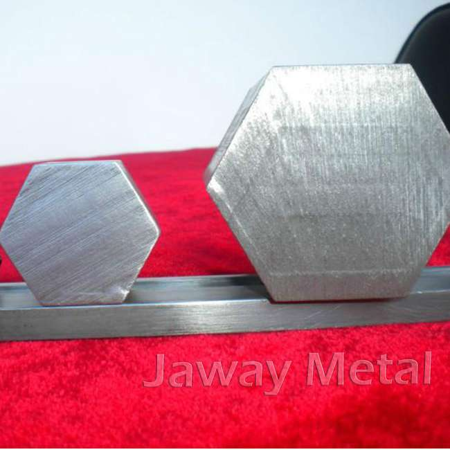 Hex Flat Angle 316L stainless steel bar